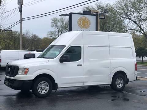 2013 Nissan NV Cargo for sale in Kenvil, NJ