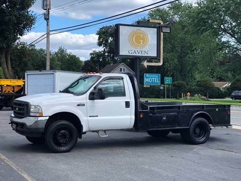 2004 Ford F-450 Super Duty for sale in Kenvil, NJ