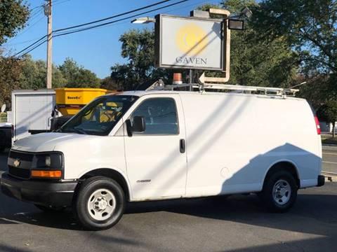 2005 Chevrolet Express Cargo for sale in Kenvil, NJ