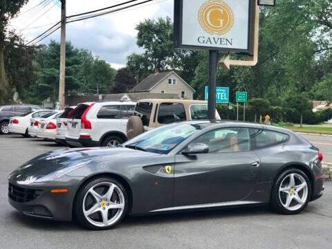 Used Ferrari Ff For Sale In Roseville Ca Carsforsale Com