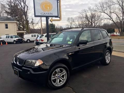 2005 BMW X3 for sale in Kenvil, NJ