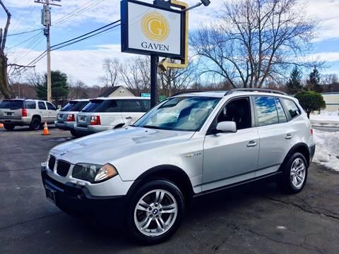 2004 BMW X3 for sale in Kenvil, NJ