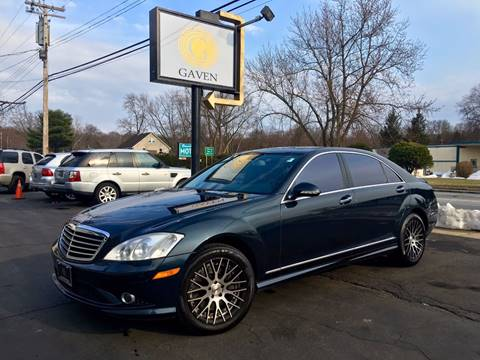 2007 Mercedes-Benz S-Class for sale in Kenvil, NJ