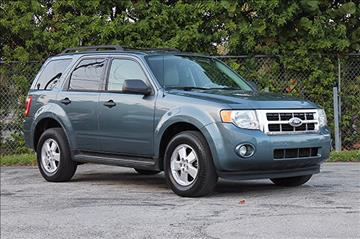 2010 Ford Escape for sale in Hollywood, FL
