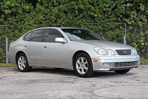 2004 Lexus GS 300 for sale in Hollywood, FL
