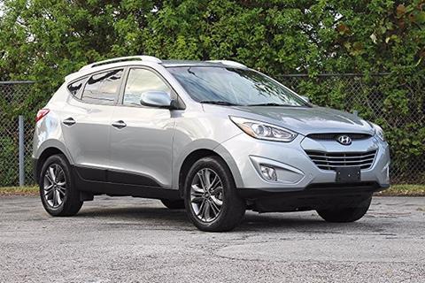 2014 Hyundai Tucson for sale in Hollywood, FL