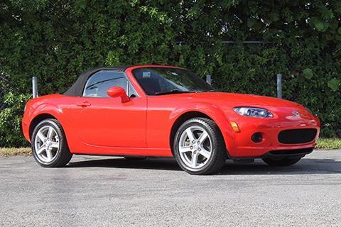 2006 Mazda MX-5 Miata For Sale in Savannah, GA - Carsforsale.com