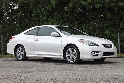 2008 Toyota Camry Solara For Sale In Hollywood, FL