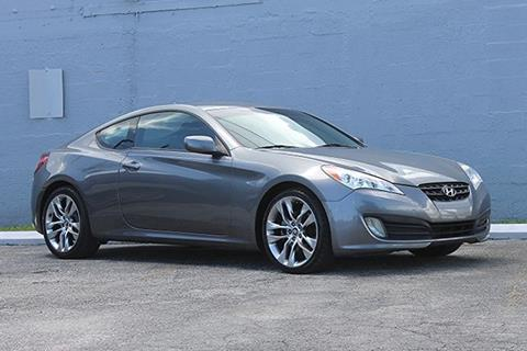 2011 Hyundai Genesis Coupe For Sale In Hollywood, FL