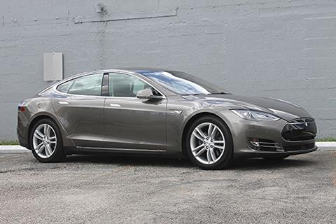 2015 Tesla Model S for sale in Hollywood, FL