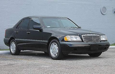 1996 Mercedes-Benz C-Class for sale in Hollywood, FL
