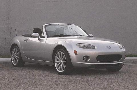 Used Tires Greensboro Nc >> Used 2007 Mazda MX-5 Miata For Sale - Carsforsale.com®
