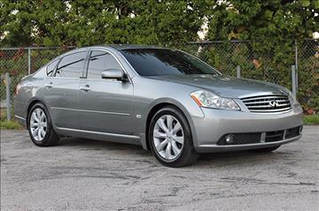 2006 Infiniti M35 for sale in Hollywood, FL