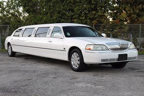 2006 Lincoln Town Car for sale in Hollywood, FL