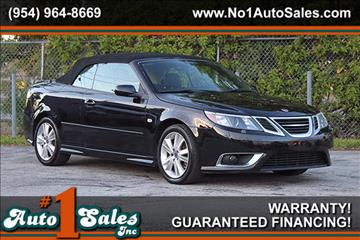2008 Saab 9-3 for sale in Hollywood, FL