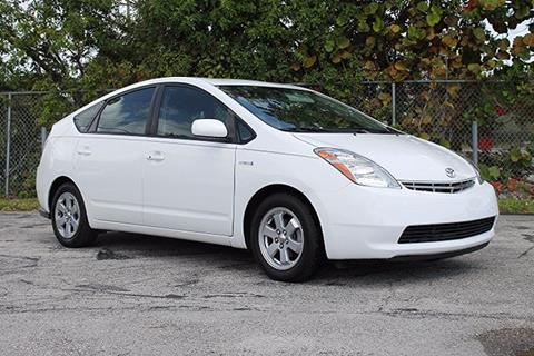 2009 Toyota Prius for sale in Hollywood, FL