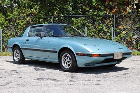 1985 Mazda RX-7 for sale in Hollywood, FL