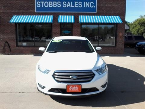 2014 Ford Taurus for sale in Miller, SD