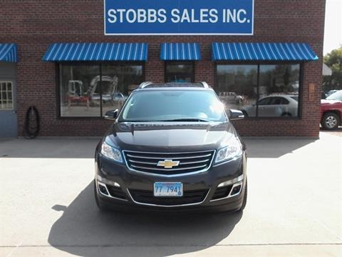 2017 Chevrolet Traverse for sale in Miller, SD