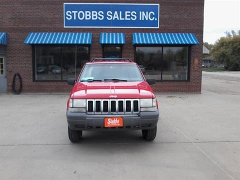 1996 Jeep Grand Cherokee for sale in Miller, SD