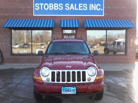 2006 Jeep Liberty for sale in Miller, SD