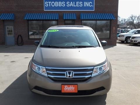 2013 Honda Odyssey for sale in Miller, SD