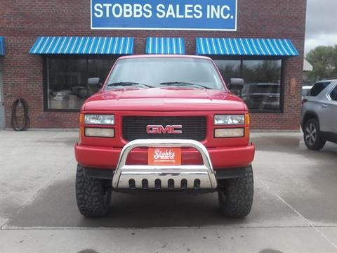 1994 GMC Sierra 1500 for sale in Miller, SD