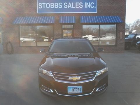 2017 Chevrolet Impala for sale in Miller, SD