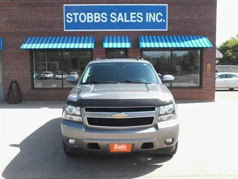 2008 Chevrolet Tahoe for sale in Miller, SD