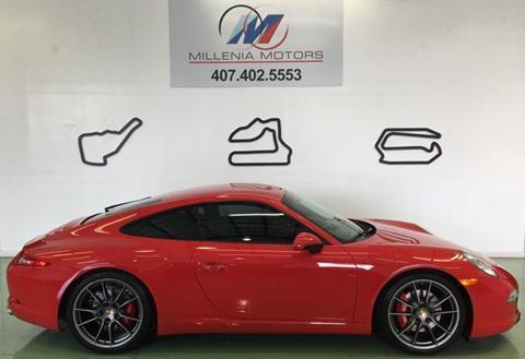 2014 Porsche 911 for sale in Longwood, FL
