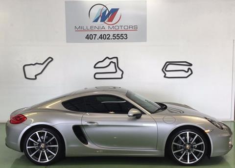 2014 Porsche Cayman for sale in Longwood, FL