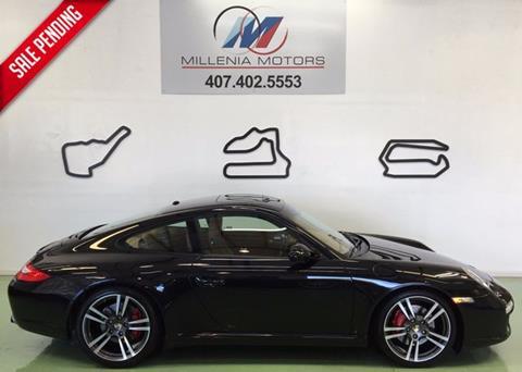 2012 Porsche 911 for sale in Longwood, FL