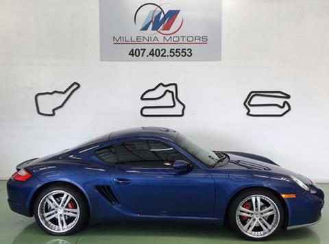 2006 Porsche Cayman for sale in Longwood, FL