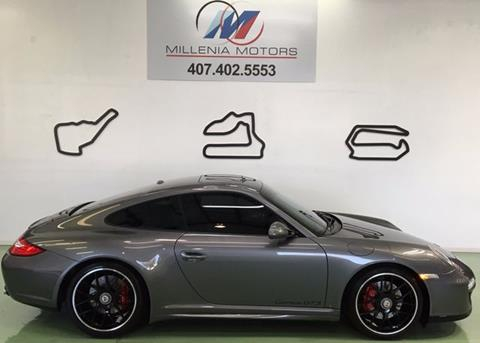 2011 Porsche 911 for sale in Longwood, FL