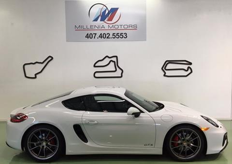 2016 Porsche Cayman for sale in Longwood, FL