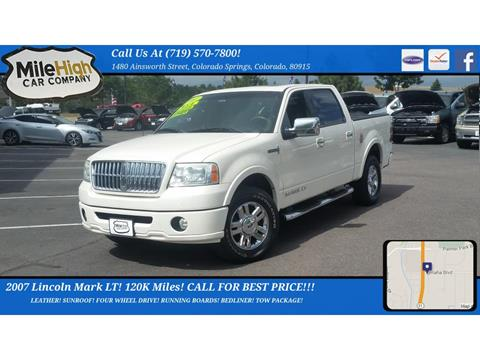 2007 Lincoln Mark LT for sale in Colorado Springs, CO