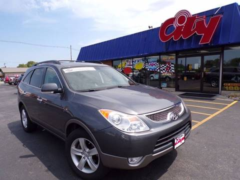 2011 Hyundai Veracruz for sale in Galesburg, IL