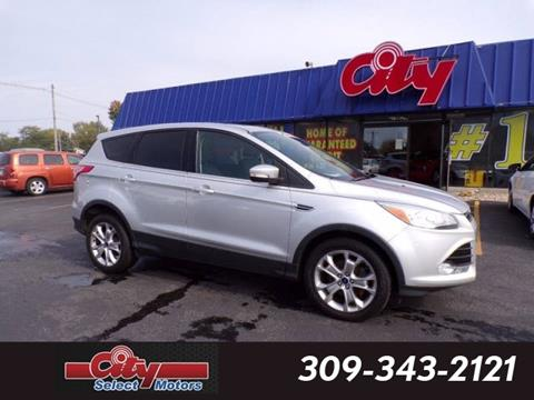 2013 Ford Escape for sale in Galesburg, IL