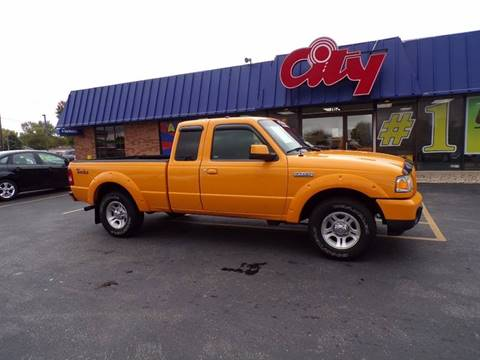 2008 Ford Ranger for sale in Galesburg, IL