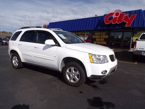 2007 Pontiac Torrent for sale in Galesburg, IL