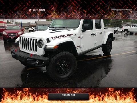 2020 Jeep Gladiator for sale in Galesburg, IL