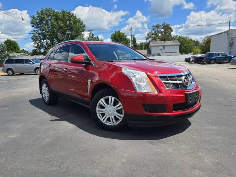 2011 Cadillac SRX for sale at CITY SELECT MOTORS in Galesburg IL