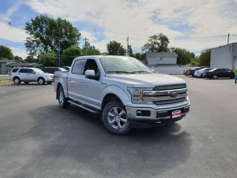 2018 Ford F-150 for sale at CITY SELECT MOTORS in Galesburg IL