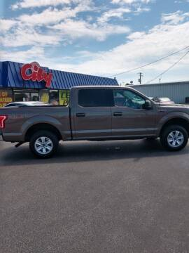 2016 Ford F-150 for sale at CITY SELECT MOTORS in Galesburg IL