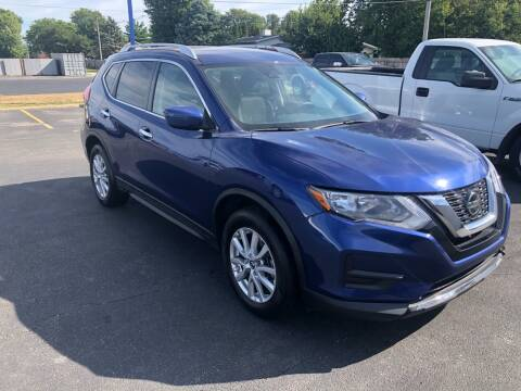 2019 Nissan Rogue for sale at CITY SELECT MOTORS in Galesburg IL