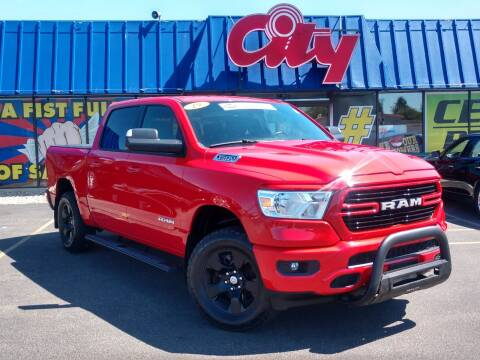 2019 RAM Ram Pickup 1500 for sale at CITY SELECT MOTORS in Galesburg IL