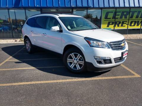 2016 Chevrolet Traverse for sale at CITY SELECT MOTORS in Galesburg IL