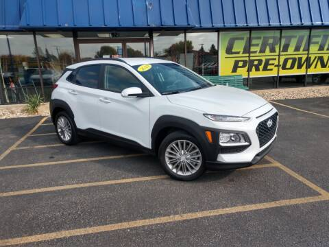 2019 Hyundai Kona for sale at CITY SELECT MOTORS in Galesburg IL