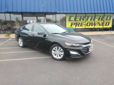 2019 Chevrolet Malibu for sale at CITY SELECT MOTORS in Galesburg IL