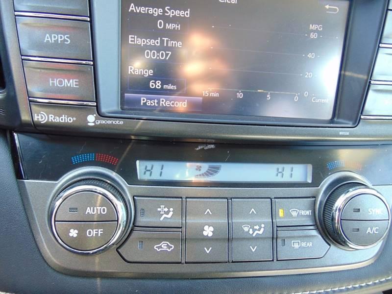 2015 Toyota RAV4 AWD XLE 4dr SUV - Galesburg IL